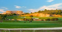 Faldo Course would be ideal for golf holidays in the Algarve.