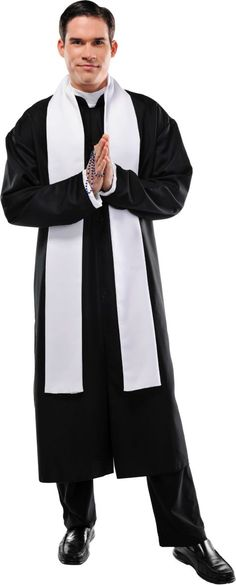since every play we do this year is going to have a priest..here ya go...