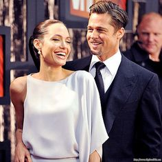 Angelina Jolie & Brad Pitt are great actor/actress, also my favorite star couple.
