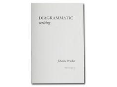 Drucker, Johanna. Diagrammatic writing. Plaats: 766.3 DRUC 2013