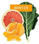 Rachel Ray's guide to buying produce in  season