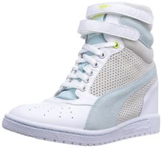 0c622ff36445 PUMA Women s Sky Wedge WN Fashion Sneaker