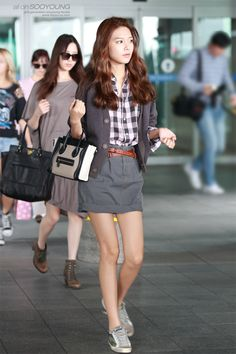 Sooyoung Airport - Girls Generation/SNSD Photo (35600807) - Fanpop