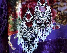 Canopy Bed Frame, Boho, Kerala, Girlfriends, Beaded Jewelry, Jewelry Making, Earrings, Gifts, Etsy
