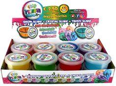 Orbix Twisti Twisty Slime 2in1 Snow Slime + Crystal Slime Buy now: