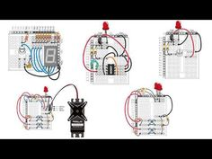 This tutorial will take you through the basics of wiring circuits on a breadboard from a schematic. For more examples & fun visit the Stamps in Class Mini Projects page on parallax.com/education!