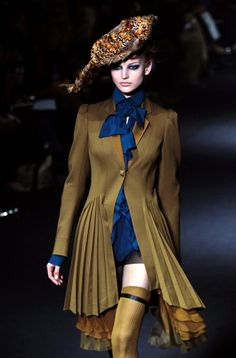 John Galliano Fall Winter 2012 2013