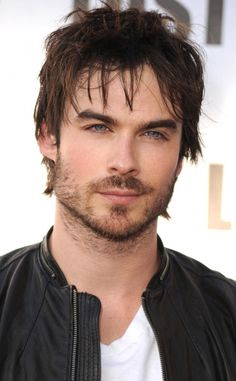 Ian Somerhalder. yes please