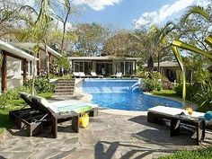 Ultra Modern Fabulous Boutique Retreat perfectly situated by beach & restaurant Vacation Rental in Tamarindo from @homeaway! #vacation #rental #travel #homeaway