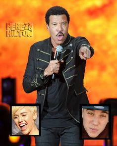 Lionel Richie SLAMS Justin Bieber And Miley Cyrus! See What The Legendary Singer Had To Say HERE!