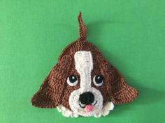 Welcome to my new crochet pattern and tutorial. This week I'm going to be showing you this Basset Hound Dog Crochet Pattern. The video tutorial for this pattern is available at Basset Hound Dog Crochet Tutorial. You can download the … Continue reading →