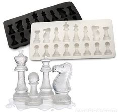 Chess Ice Tray