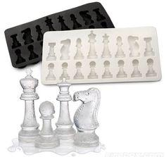 Chess Ice Tray
