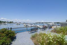 A tranquil view of Dering Harbor on Shelter Island, located between the north and south forks of Long Island, NY. Photo by Brown Harris Stevens of the Hamptons.