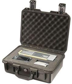 Storm - 2200 Case with Foam (Black)