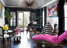 A casa da Kourtney Kardashian