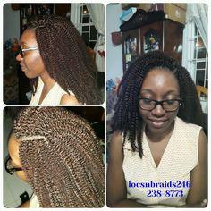 Afro twist bulk