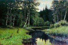 Yefim Yefimovich Volkov. Piccolo fiume