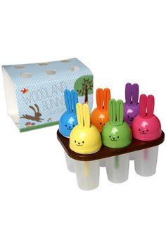 Isholdere, kaniner