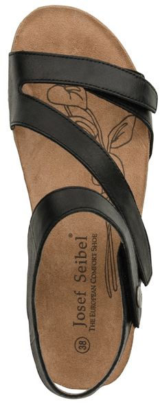 Buy Josef Seibel Tonga 25 Sandal at PlanetShoes.com. Discover Joseph Seibel European Comfort Shoes at PlanetShoes.com, your trusted source for feel-good footwear, with free shipping & returns! (Black Equipe)