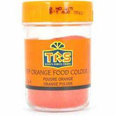 Food Colour (Orange) - TRS