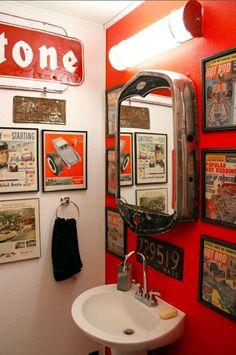 Men Cave Bathroom Ideas (24)