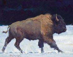 John DeMott Bison Study Movement