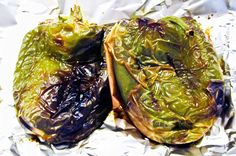 I'd been wanting to roast my own peppers for years, but never had. I'd always loved roasted peppers, be they …
