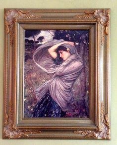 My Boreas by John William Waterhouse
