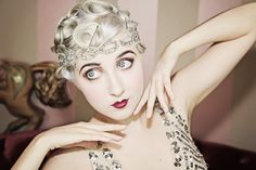 Image result for 20s head piece