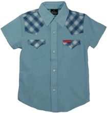 Urban baby rockabilly shirt