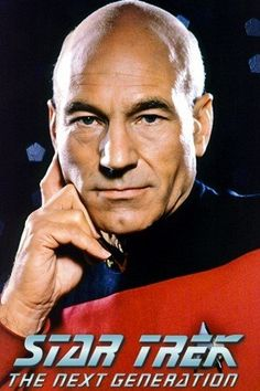 Captain Jean-Luc Picard - Star Trek: The Next Generation Birthday Star, Happy Birthday, Kenneth Mars, Facebook, Nave Enterprise, Star Wars, Atheism, Patrick Stewart, Earl Grey Tea