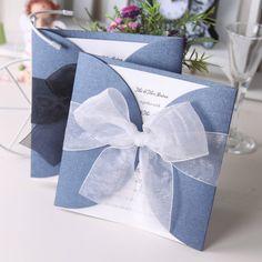 Creative Wedding Invitations - DIY Ideas