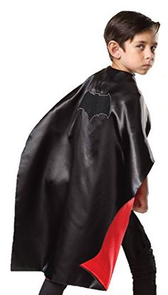 Batman v Superman Dawn of Justice 2in1 Reversible Cape Costume * Continue to the product at the image link.