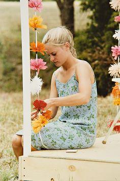 <3 Flower Mobiles