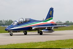 Aermacchi MB-339PAN - Italy - Air Force | Aviation Photo #1354518 | Airliners.net