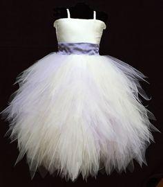 Girls Dresses, Flower Girl Dresses, Purple, Wedding Dresses, Fashion, Bridal Dresses, Moda, Bridal Gowns, Dresses Of Girls