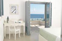"""""""Heaven on Earth"""" hotel on Santorini - east coast"""
