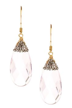 Stunning Stephanie Drop Earrings