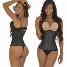 Sz 38 Ann Michell 2 Hook Latex Waist Trainer Aunthetic Colombian Ann Michell product. You'll see great results when worn consistently. Results in 2 weeks. Sz 38 fits pants Sz 12-14. Start waist training today. See pics of MY actual results as I lost 100 lbs.  1⃣Lose Inches in your abdomen 2⃣Get rid of bulges 3⃣Can be worn while exercising 4⃣Great for belly & back fat.  5⃣Great for muffin tops 6⃣2 rows of hooks  7⃣Gives hourglass shape once worn 8⃣Corrects posture 9⃣Made w/authentic latex…