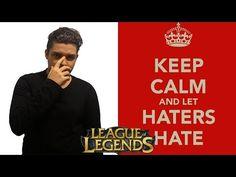 HolyBinder Comenta | Hater e Rager - YouTube