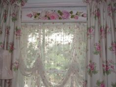 1000 images about courtains on pinterest shabby chic - Telas shabby chic ...