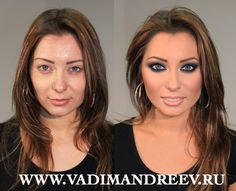 More Amazing Makeup Artistry by Vadim Andreev: Photos