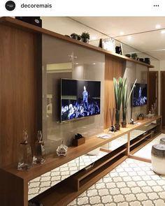 Einrichten Und Wohnen, Wohnideen, Tv Wände, Tvs, Tv Möbel, Wintergarten,  Lcd Panel Design, Mauer Mit Fernseher, Spiegel