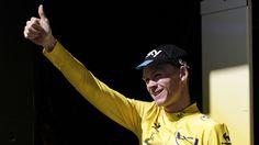Froome: dacht echt dat geel in gevaar was   NOS Tour de France