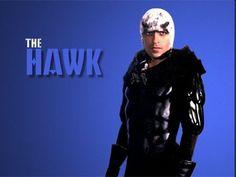 Hawk, from Buck Rogers