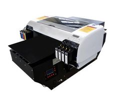 c4a22849 Modified from original new Epson Stylus Pro 4880C A2 desktop LED UV Flatbed  Printer. More