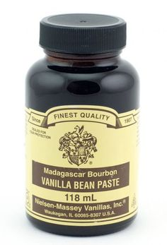 Nielsen Massey Madagascar Bourbon Vanilla Paste - www.yuppiechef.co.za