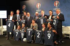 Le 11 tricolore au grand complet ! #EURO2016 #LeRendezVous