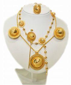 Habesha Eritrean Jewelry